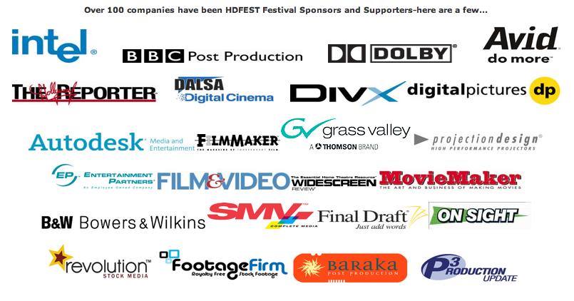 HDFEST sponsors